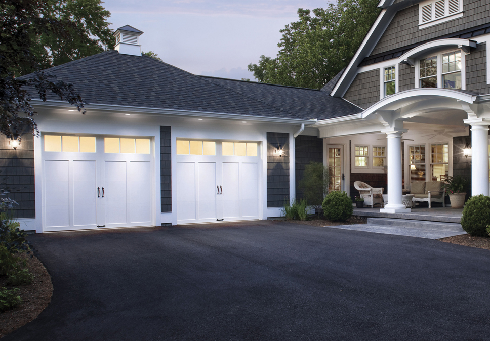 Steel Garage Doors Vs Wooden Garage Doors