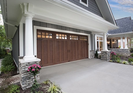 Invention of Garage Door